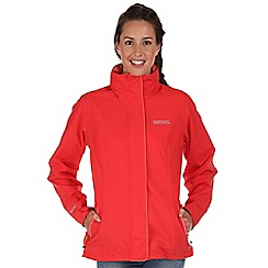 Regatta - Coral blush keeta stretch waterproof jacket