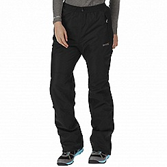 Regatta - Black Amelie over trousers long length