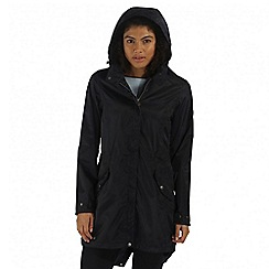Regatta - Navy Abrielle  waterproof jacket