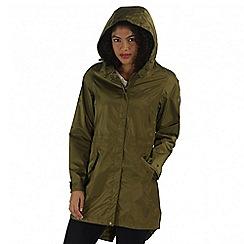 Regatta - Green Abrielle  waterproof jacket