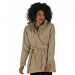 Regatta - Natural Gracyn waterproof jacket