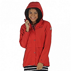 Regatta - Red Bayleigh waterproof jacket