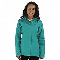 Regatta - Teal daysha waterproof jacket