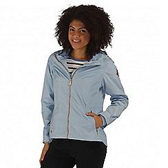 Regatta - Blue Jacobella waterproof jacket