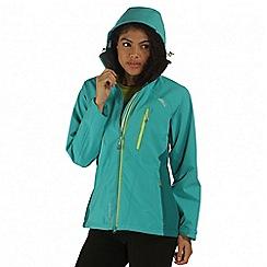 Regatta - Green Oklahoma waterproof jacket
