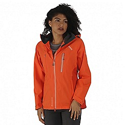 Regatta - Orange Oklahoma waterproof jacket