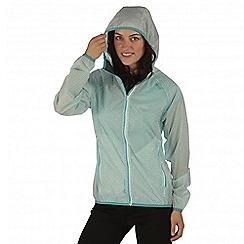 Regatta - Green Leera waterproof jacket