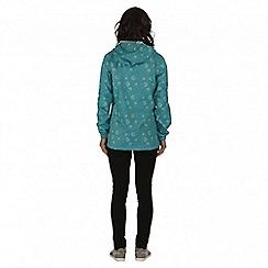 Regatta - Blue isolite waterproof jacket