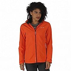 Regatta - Orange semita waterproof jacket
