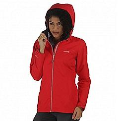 Regatta - Red Hamara waterproof jacket