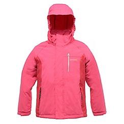 Regatta - Jem/dark cerise buggie insulated jacket
