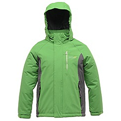 Regatta - Extreme green/grey buggie insulated jacket
