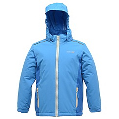 Regatta - French blue/blue chuckie insulated jacket