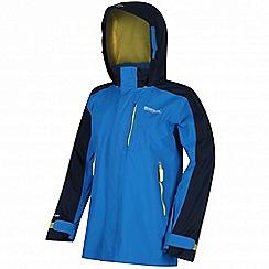Regatta - Blue 'Quazer' waterproof jacket