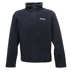Regatta - Navy milford fleece
