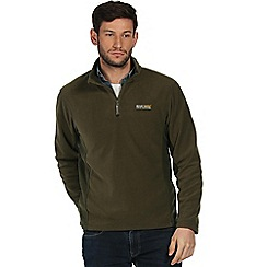 Regatta - Green Murphy soft fleece