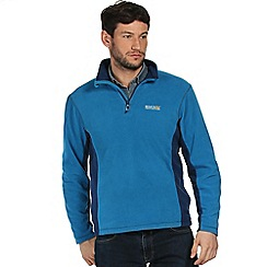 Regatta - Blue murphy fleece