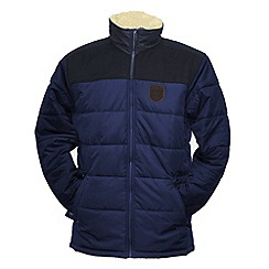 Regatta - Navy/peat everyday jacket