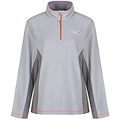 Regatta - Grey tulsa overhead fleece
