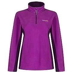 Regatta - Viola purple tulsa overhead fleece