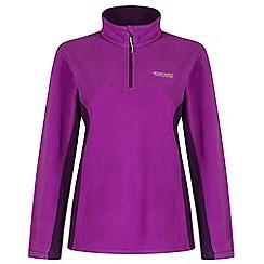 Regatta - Viola purple tulsa overhead fleece