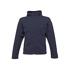Regatta - Dark navy kids brigade fleece