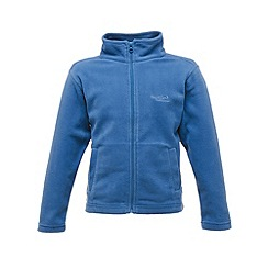 Regatta - Royal blue kids brigade fleece