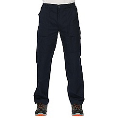 Regatta - Navy action trousers