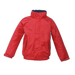 Regatta - Classic red kids dover jacket