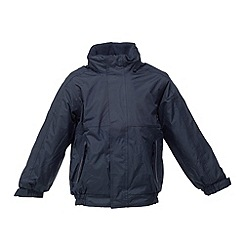 Regatta - Navy kids dover jacket