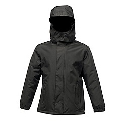 Regatta - Black kids squad jacket