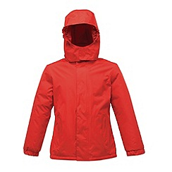 Regatta - Classic red kids squad jacket