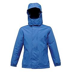 Regatta - Royal blue kids squad jacket