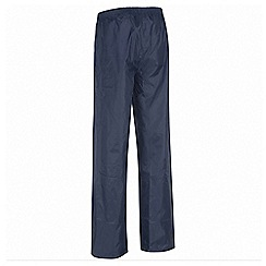 Regatta - Navy stormbreak overtrouser