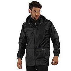 Regatta - Navy stormbreak jacket