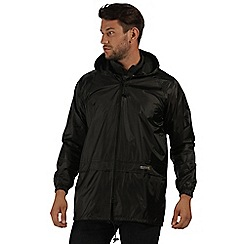 Regatta - Black stormbreak jacket