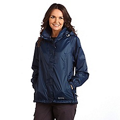Regatta - Midnight joelle waterproof jacket