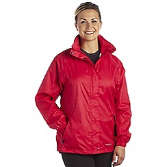 Regatta - Virtual pink joelle waterproof jacket