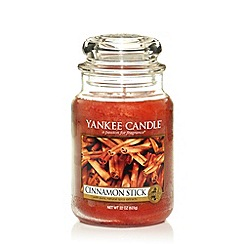 Yankee Candle - Large cinnamon stick housewarmer candle