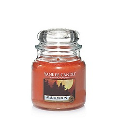 Yankee Candle - Amber moon medium jar candle