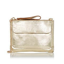 Oasis - Leather betti clutch