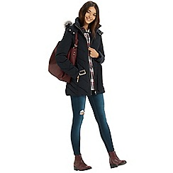 Oasis - Andrea long padded coat