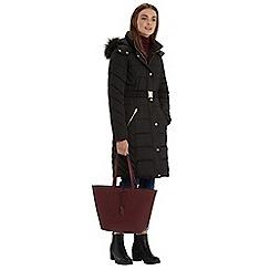 Oasis - Longline padded jacket