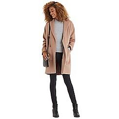 Oasis - Hollie drop sleeve drape coat