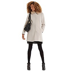 Oasis - Drop sleeve drape coat