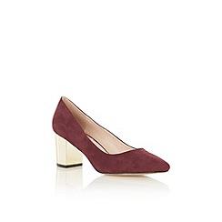 Oasis - Ezra block heel