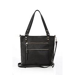Oasis - Katie zip satchel