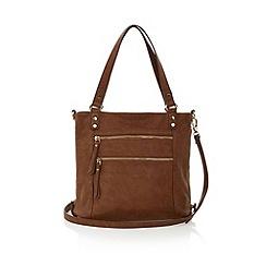Oasis - Katie zip shopper bag