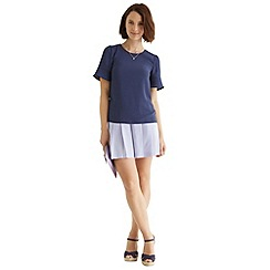Oasis - Fluted milly top