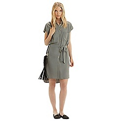 Oasis - Belted shirt dress